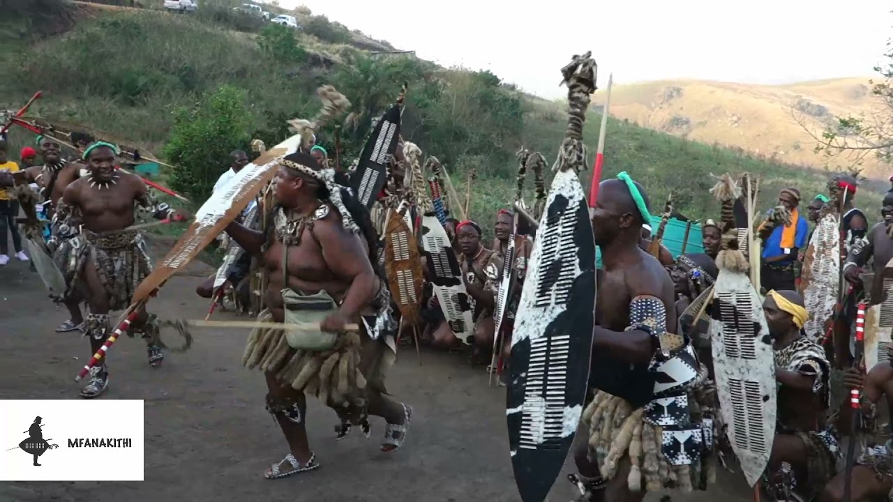 ONLY THE BRAVE AMABUTHO EJADU KWAZULU WHO DON'T GIVE UP IN PRESERVING OUR HERITAGE.