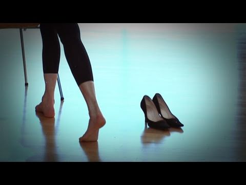 How To Exercise For Wearing High Heels