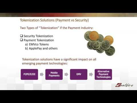 Security Tokenization and PCI Complinace