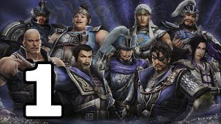Dynasty Warriors 8 Wei Walkthrough Part 1 - No Commentary Playthrough (PC)