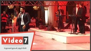"""حماقى يتوقع النجاح لـ"""" ninja warrior بالعربى """"  .. ويردد """" تحيا مصر """""""