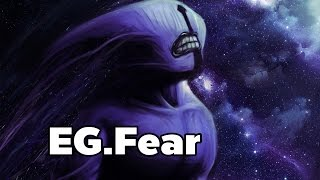 [Dota2] EG Fear Pro Faceless Void Carry Ranked MMR Game [ Fear Gameplay ]
