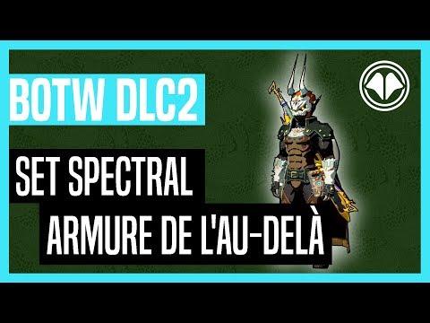 Zelda BOTW DLC 2 : L'Armure de l'Au-delà