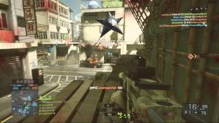 Battlefield 4 Multiplayer (No Commentary): MPX Beasting (51 kills)