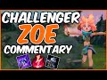 CHALLENGER ZOE - HOW TO PLAY ZOE FROM BEHIND - League of Legends