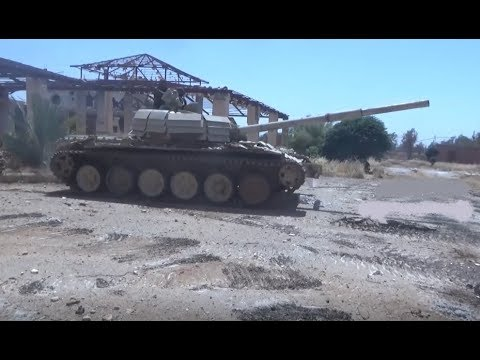Battles for Syria | June 30th 2018 |  Daraa