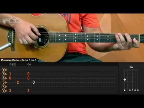 Heaven - Bryan Adams (aula de violão completa)