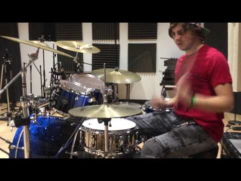 Stereo Hearts// Gym Class Heroes Drum Cover