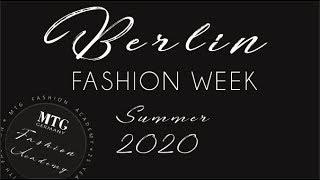 FASHION WEEK BERLIN SUMMER 2020/ ОБЗОР БРЕНДОВ ИЗ БЕРЛИНА /РЕПОРТАЖ C ВЫСТАВКИ/ MTG FASHION ACADEMY