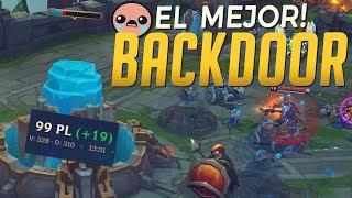 EL BACKDOOR PERFECTO!! | DIARIO DE LOL #2