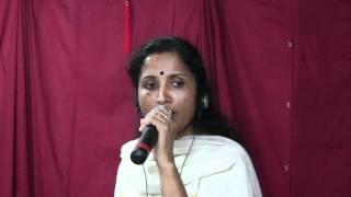 Enthu Paranjalum sung by Usha Ravi