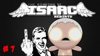 PECH PECH PECH!!!!!!!!!!| The Binding of Isaac: Rebirth #7