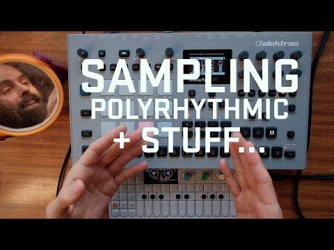 Analog Rytm MKII Sampling Polyrhythmic (polymeter) Q-Performance Stuff
