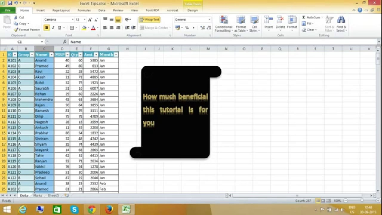 how to show hidden formula in excel