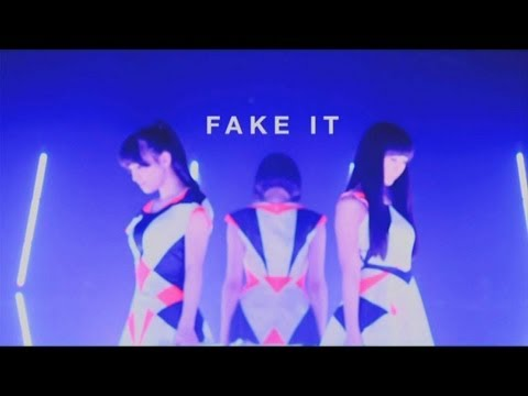 [MV] Perfume 「FAKE IT」 (short ver.)