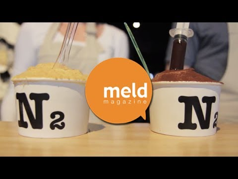Behind the scenes at N2 Extreme Gelato Melbourne