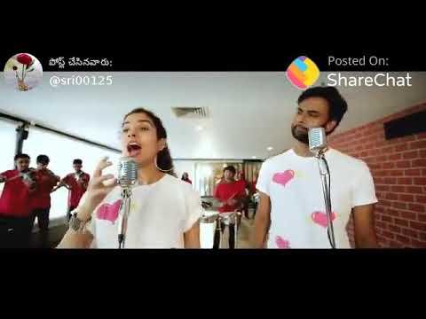 Happy birthday song in sravanabhargavi and hemachandra