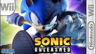 Longplay of Sonic Unleashed