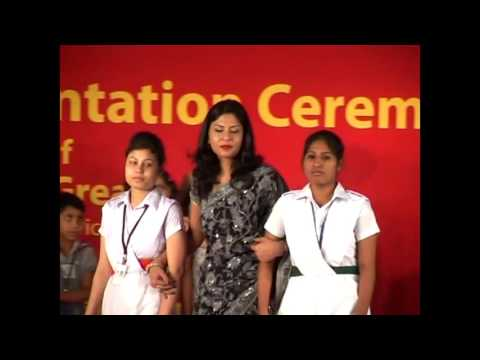 Charter Presentation Ceremony of Zonta Club of Greater Dhaka (2013)