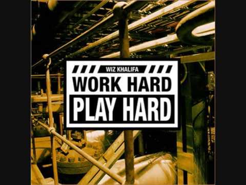 Wiz Khalifa - Work Hard Play Hard Instrumental ( Lyrics & Download in Description)