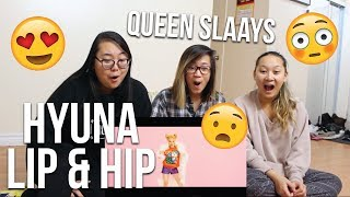 MV REACTION | [MV] HyunA(현아) _ Lip & Hip