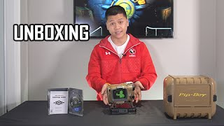Fallout 4 Pip Boy Collector s Edition Unboxing Review