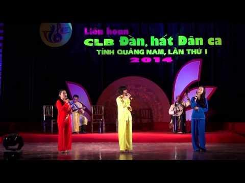 Thi hát dân ca tỉnh Quảng Nam 2014