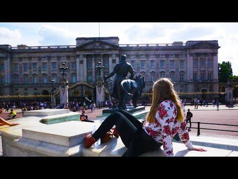 SHE WAS NOT IMPRESSED! - Travel vlog 143 [London, UK]