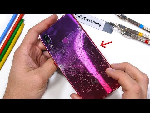 Redmi Note 7 Durability Test - It almost survived...