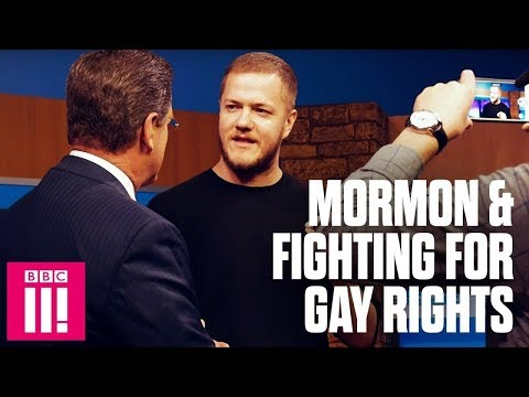 Mormon & Fighting For Gay Rights: An Imagine Dragons Believer