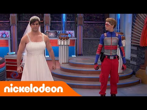 Henry Danger | Patatine rosse o blu? | Nickelodeon