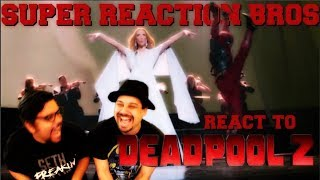 SRB Reacts to Celine Dion - Ashes (from the Deadpool 2 Motion Picture Soundtrack)