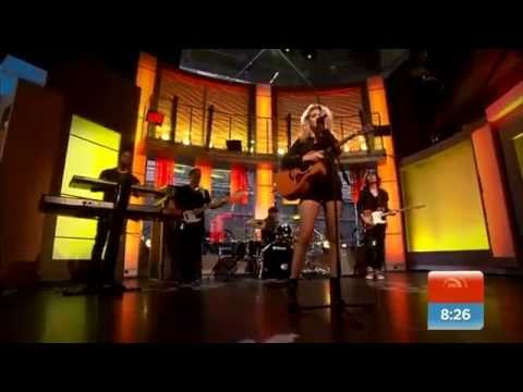 Tori Kelly - Nobody Love - Sunrise (05/05/2015)