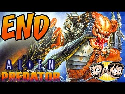 Alien Vs. Predator Arcade Game - ENDING - The Alien Queen - BroBrahs