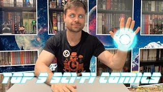 Science Fiction Comics On Comixology