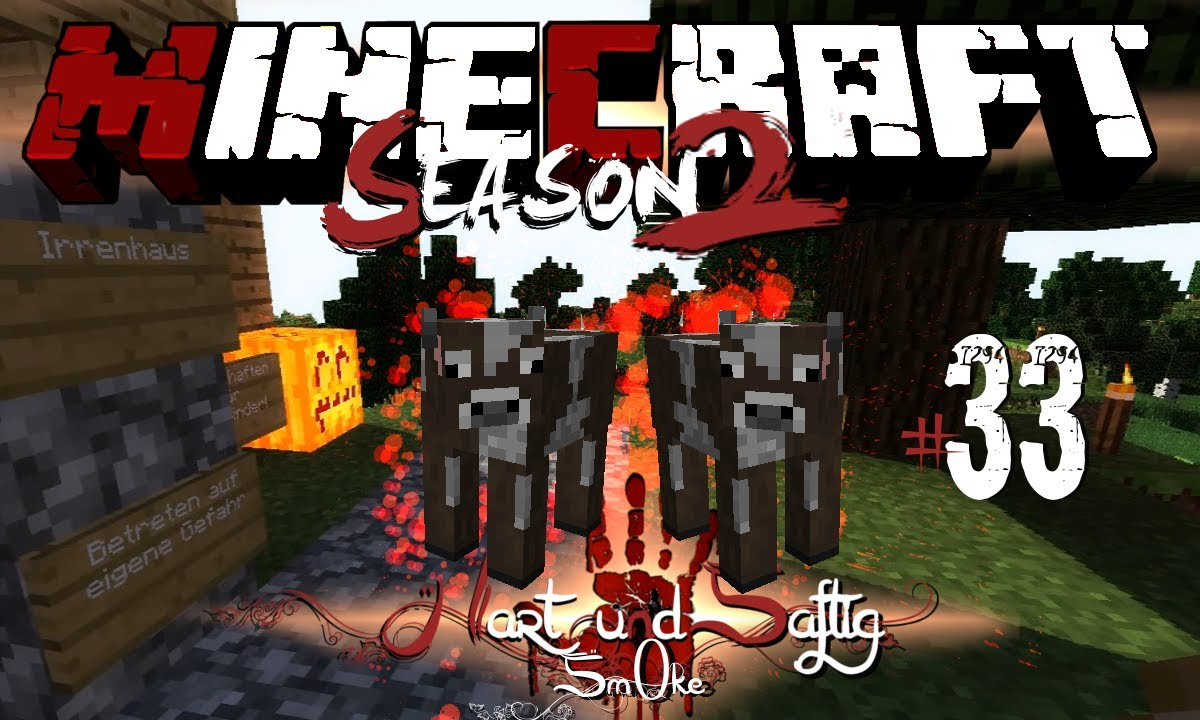 MINECRAFT (SEASON 2) #33 Lixys Multikill - Let´s Play Together ...