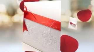 Свадебный сундучок для денег Gilliann Lace Miracle BOX049