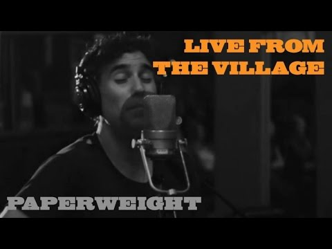 Joshua Radin - Paperweight (Live from the Village)