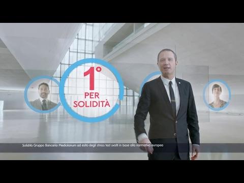 """Maria Teresa Forti   Spot Banca Mediolanum febbraio 2017   15"""""""