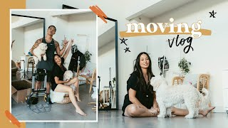 Our New Home | Moving Vlog | Aja Dang
