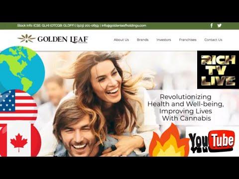 Golden Leaf Holdings (OTCQB:GLDFF) (CSE:GLH) New Green Apple Flavor CBD Infused Fruit Chews