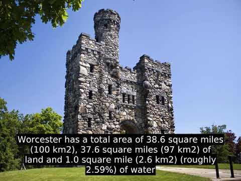 Worcester, Massachusetts (USA) - All You Have To Know