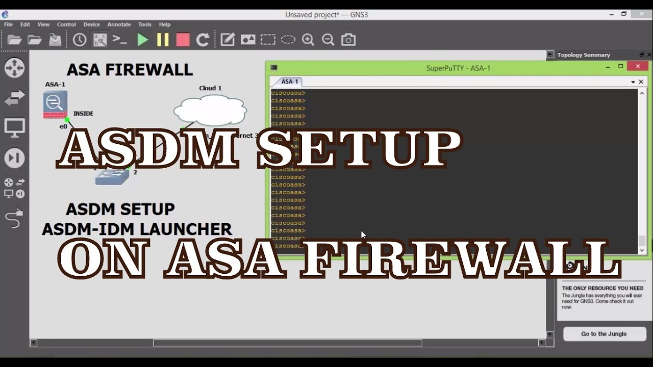 Download asdm launcher for asa 5505