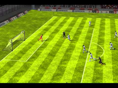 FIFA 13 IPhone/iPad - Fire Fc Vs. Suwon Bluewings