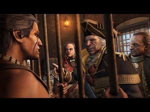 Assassins Creed 3: Tyranny Of King Washington - Eagle Power Trailer - Eurogamer