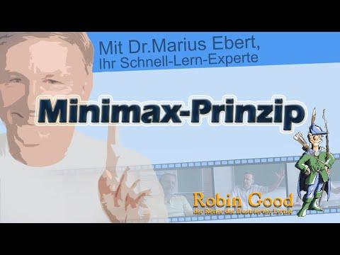 Minimax Prinzip