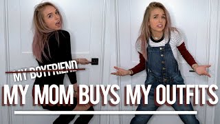 boyfriend buys my outfits for a week