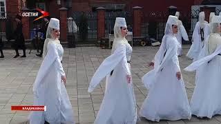 выборы в Северной Осетии отмечают концертами и народными гуляниями