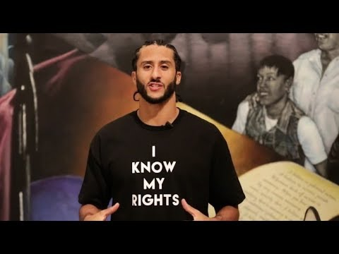Colin Kaepernick Is Wasting His Time