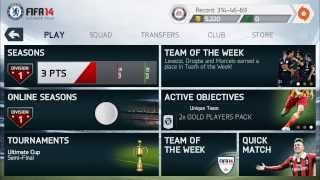 FIFA 14 iOS Online Seasons Error status 460 * callld 1076(Before this I promoted to division zero online four months ago. I was able to get in and search for matches but it would not let me connect with others and it said I ..., 2014-03-15T21:45:04.000Z)